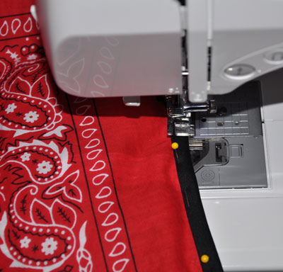 sewing binding