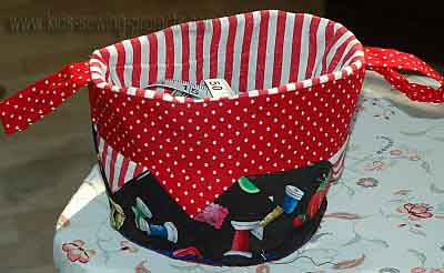 basket smaller