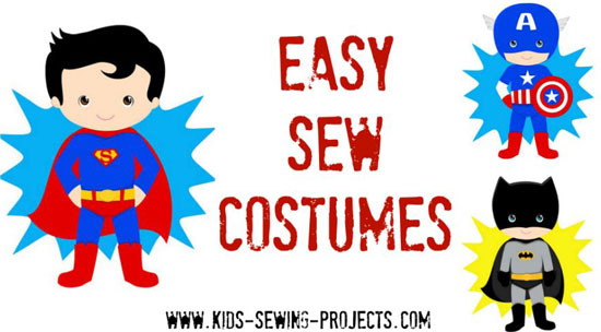 costumes to sew