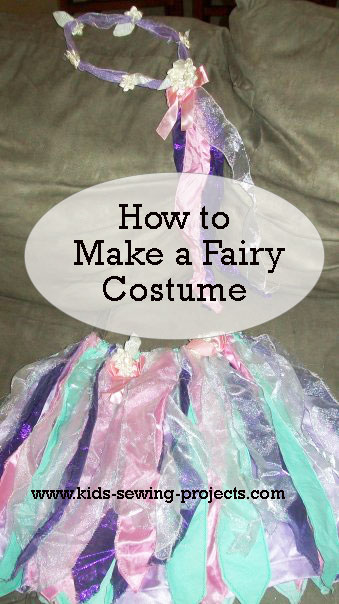How To Make Fairy Costume