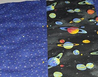 pinned floor mat