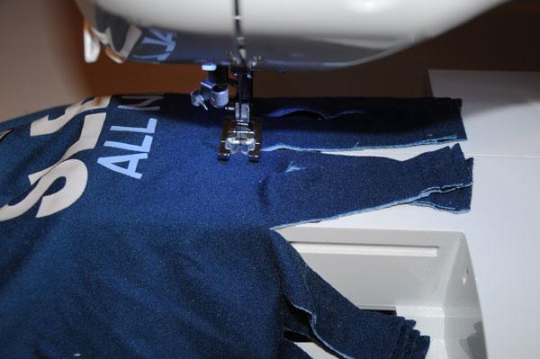 sewing fringe