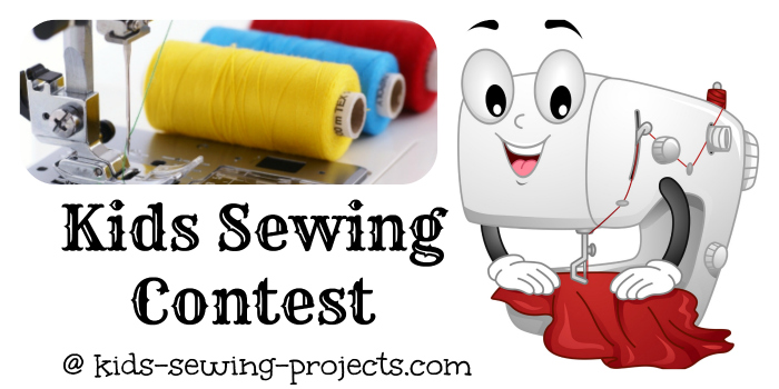 sewing with kids contest