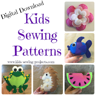 felt sewing patterns