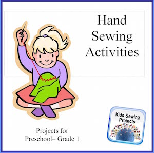 hand sewing activities