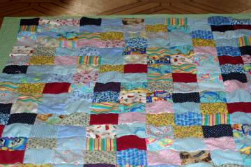easy quilt patterns for kids - photo #47