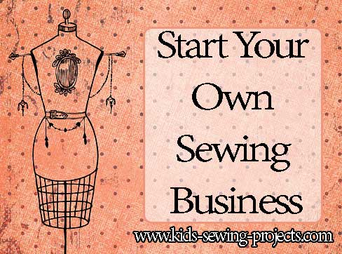 starting a sewing business