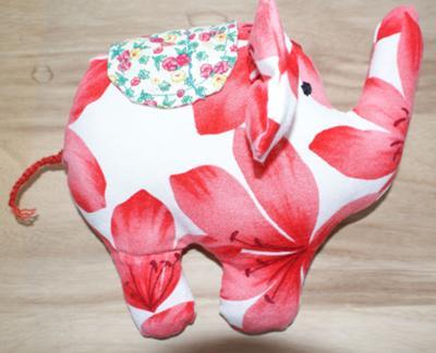 elephant stuffed