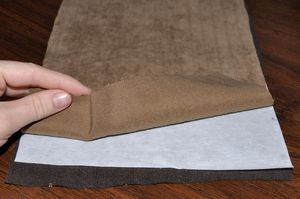 layers of fabric for case
