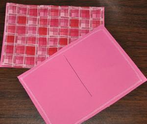 sew card