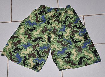 sewn shorts