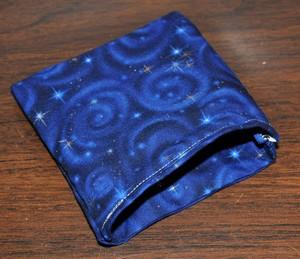 sewn snap bag