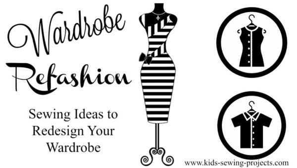 refashion wardrobe ideas