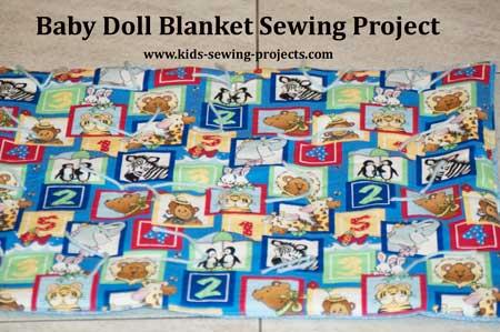 blanket tied