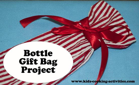 bottle gift bag