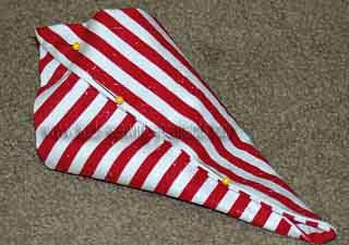 hand sew back cone