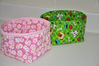 cloth basket boxes