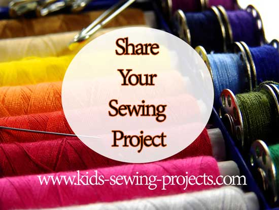 Share your Sewing Project