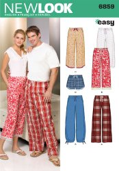 comfy pants pattern