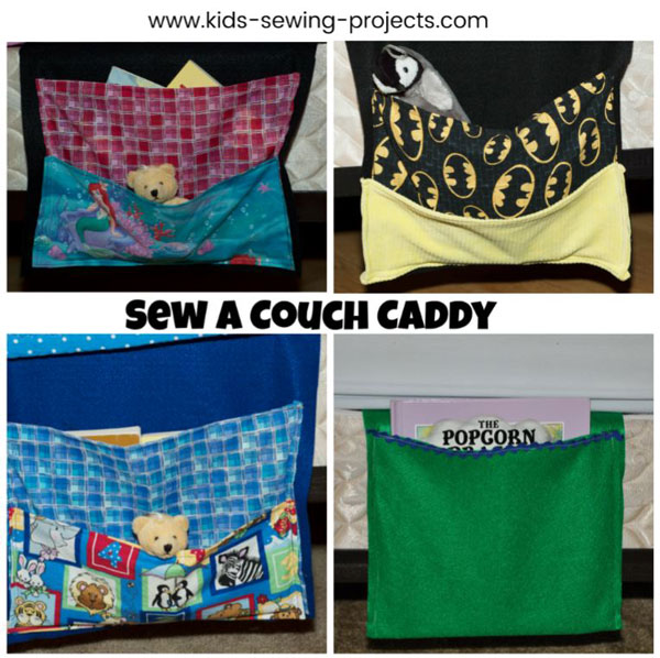 couch caddy projects