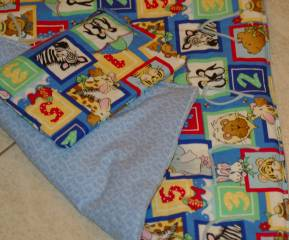 doll blanket with pillow