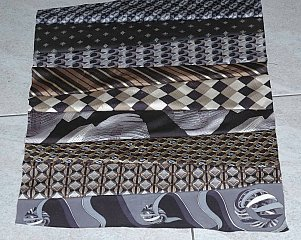interlocking ties