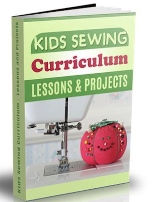 sewing curriculum ebook