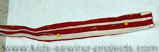 making strap