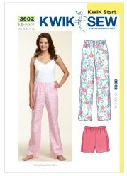 pajama pants and shorts patterns
