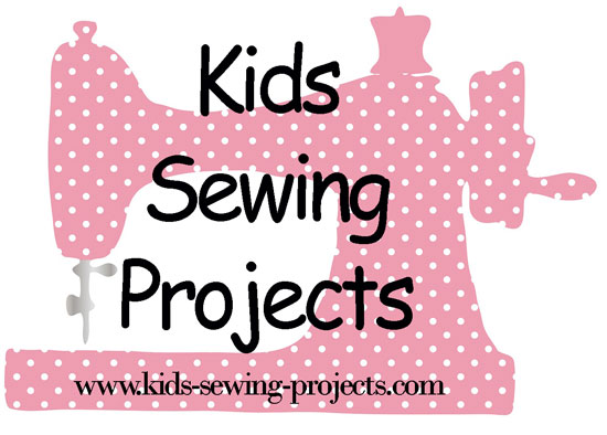 pink sewing machine kids sewing projects