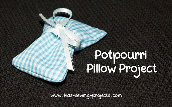 potpourri pillows