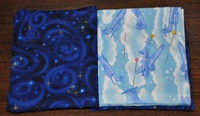 needle book sewn