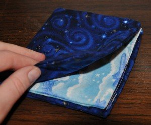 needle book sewing