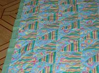 sew a quilt