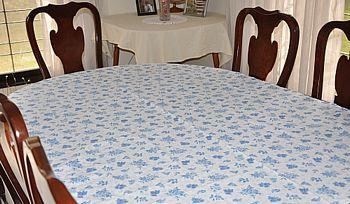 Sew A Tablecloth