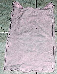 tshirt sewn