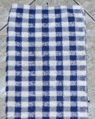 fold in half dish towel