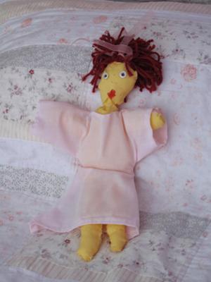 Hannah's Rag Doll