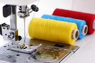 How to Thread a Sewing Machine | eHow.com