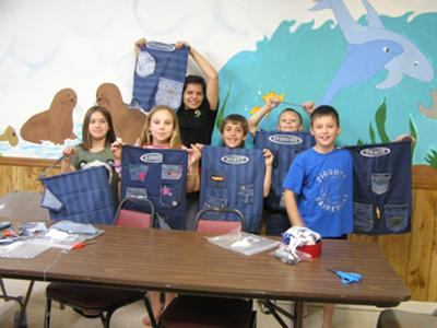 First General Baptist After School Program Sewing Class