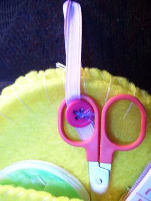 Scissor Placement
