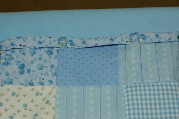patchwork hem