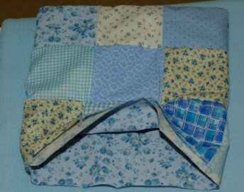 patchwork lining