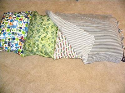 Pillow Sleeping Bag for Kids