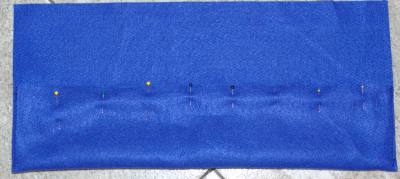 rows of pencil case