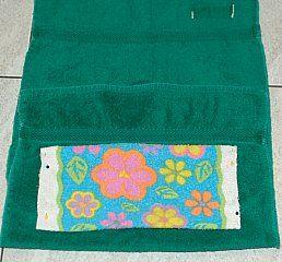 smaller towel bag