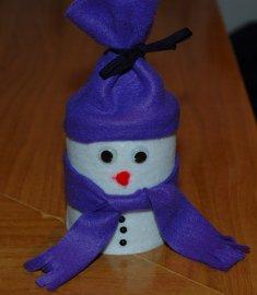snowman done