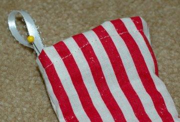 stocking ribbon